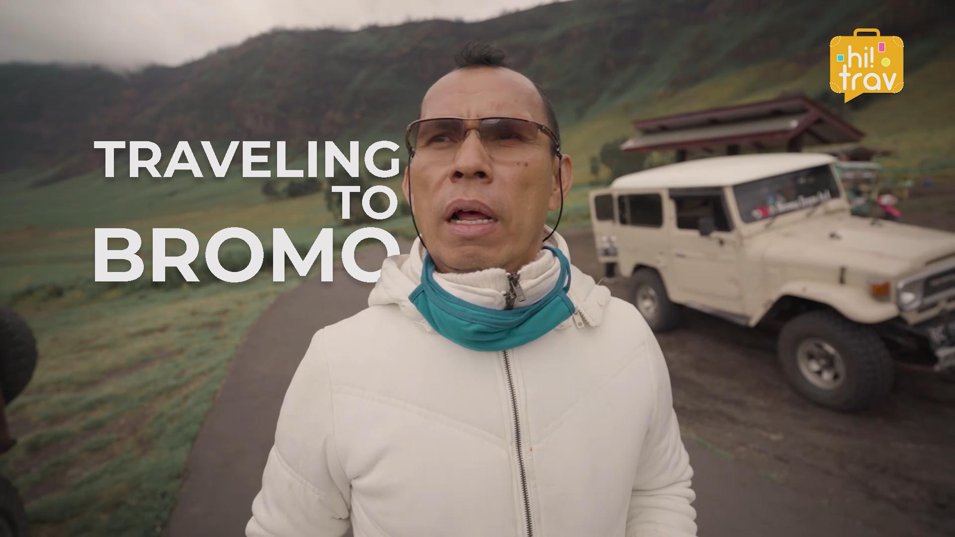 Traveling to Bromo – Keluarga Besar SMP 195 Jakarta Hi Trav